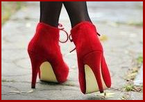 Increase your Confidence with Red Shoes Coaching
